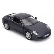 Rmz City Die Cast Porsche 911 Carrera S, Matte Dark Blue (5-inch)
