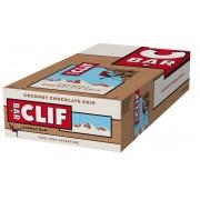 CLIF Bar Energybar Sportvoeding met basisprijs Coconut Chocolate Chip 12x68g bruin/blauw 2018 Sportvoeding