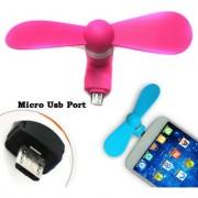 USB FAN - OTG Mini USB Cooling Portable Fan Mobile Cooler For V8 Android OTG Phone