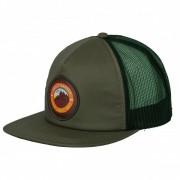 Helly Hansen Flatbrim Trucker Cap Cappellino (One Size, olivia/nero)