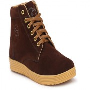 BB LAA 926 Men's Brown Sneakers boots