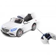 Masinuta electrica Toyz MERCEDES-BENZ S63 AMG 12V cu telecomanda