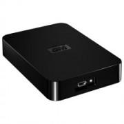 """HDD EXTERN WESTERN DIGITAL ELEMENTS PORTABLE SE 500GB,2.5"""", USB 3.0 WDBUZG5000ABK"""