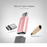 Преходник Nillkin XI126 от Micro USB(ж) към USB-C(м), сребрист