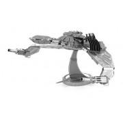 Metal Earth Fém makett Star Trek Klingon Bird of Prey űrhajó építőkészlet 502674