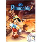 Pinocchio - Carte si CD audio