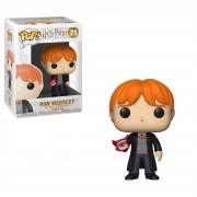 Pop! Vinyl Figura Funko Pop! - Ron Con Carta Vociferadora - Harry Potter