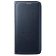 Samsung Etui do Galaxy S6 Edge Flip Wallet (EF-WG925PBEGWW) Czarny