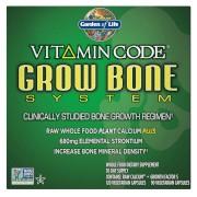 Garden of Life Kit Santé Osseuse (30 Jours) de Vitamin Code