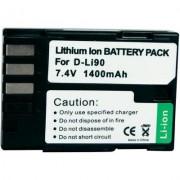 D-Li90 Pentax kamera akku 7,4V 1300mAh (250506)
