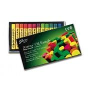Gallery Artist Oil Pastel-Fluorescent shades