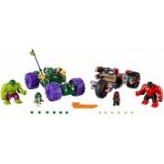 Lego 76078 LEGO Hulk vs. Red Hulk
