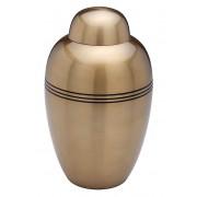 Grote Messing Urn Matgoud (3.2 liter)