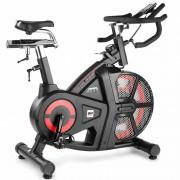 MAG Bicicleta indoor Air Mag Bh Fitness: Combinação de resistência magnética e por ar