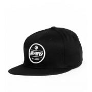 MEATFLY baseball sapka - Troop - B-Black - MEAT003