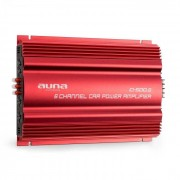Auna C500.6 Amplificador de 6 canales Amplificador de coche 6x 65W RMS
