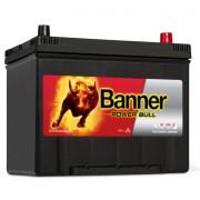 Banner Power Bull P7029 jobb pozitív 70Ah / 570A akkumulátor
