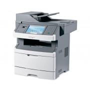 Lexmark Optra X466DE MFP Velocidad:Hasta 40 ppm - Resolución Impresión: 1200 dpi - Resolución Escaner/Copia: 600 dpi - Memoria: