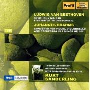 Sanderling - Sinfonie 6/Doppelkonzert (Brah - Preis vom 02.04.2020 04:56:21 h
