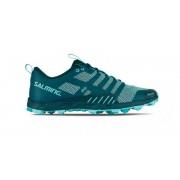 Pantofi Salming OT Comp femei adâncime TShel / Aruba albastru