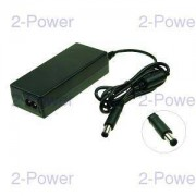 2-Power AC Adapter HP 18.5V 3.5A 65W (Pin/Smart)
