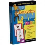 Brighter Child Everyday Fun and Game Cards Grades K - 1 Flash Card