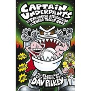 Captain Underpants and the Tyrannical Retaliation of the Tur, Paperback/Dav Pilkey