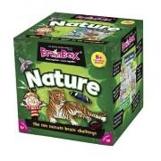 Green Board Games - Jeu De Mémoire - Brainbox Nature - Langue : Anglais Import Grande Bretagne