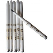 ADS Eyeliner Kajal Pencil Black Pack of 6