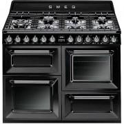 SMEG Tr4110bl1 Cucina 110x60 7 Fuochi A Gas Doppio Forno 122 Litri Classe A Colo