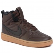 Обувки NIKE - Court Borough Mid 2 Boot (GS) BQ5440 200 Baroque Brown/Black