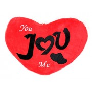 Tickles I Love You Heart Cushion Romantic Valentine Day Gift 42 cm