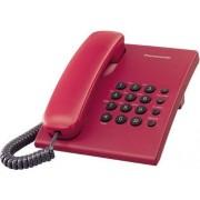 Telefon Panasonici KX-TS500FXR crveni