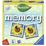 Детска игра Мемори - Природа - Ravensburger, 700052
