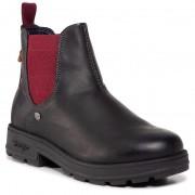 Боти тип челси WRANGLER - Buddy WL02580A Black/Red 289