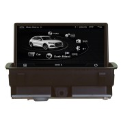 "Autoradio Android Audi A1 2010-2017 2 DIN 8"" HD GPS TDT"
