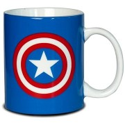 Captain America - Logo Shield - bögre