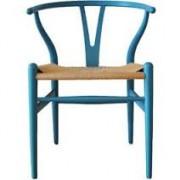 Design Town Krzesło WICKER - inspiracja Hans Wegner Y - Chair