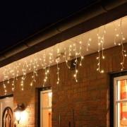 Karácsonyi beltéri fényjégcsap