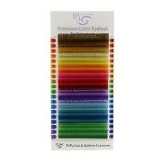 Extensii de gene IBeauty Color Mix D 0.10