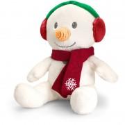 Christmas Pals Om de zapada de plus Keel Toys, 20 cm, 3 ani+