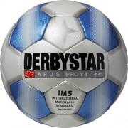 Derbystar Fußball APUS PRO TT - weiß/blau | 5