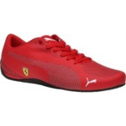 Puma SF Ferrari Drift Cat 5 Ultra Casuals For Men(Red)