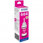 Epson Inktpatroon T6643 Magenta 70ml EcoTank