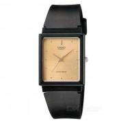 Casio MQ-38-9ADF reloj de cuarzo para hombre - negro + oro (sin caja)