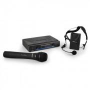 171.810 Set Microfone sem Fios VHF Headset