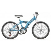 Детско колело Cross Rocky 20'' синьо