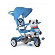 Dječji tricikl Panda - plava