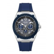 Guess Multifunctioneel Horloge Silicone - Blauw multi - Size: T/U