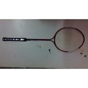 Badminton Racket Double Shot Rod x 2 Pcs